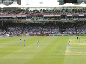 Cricket matches at Lord's