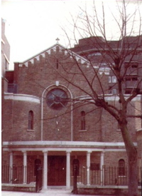 Convent handmaids of the sacred heart