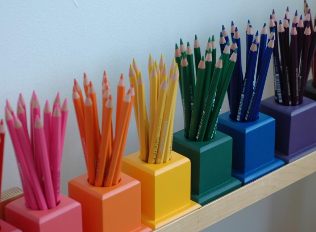 Montessori nursery schools