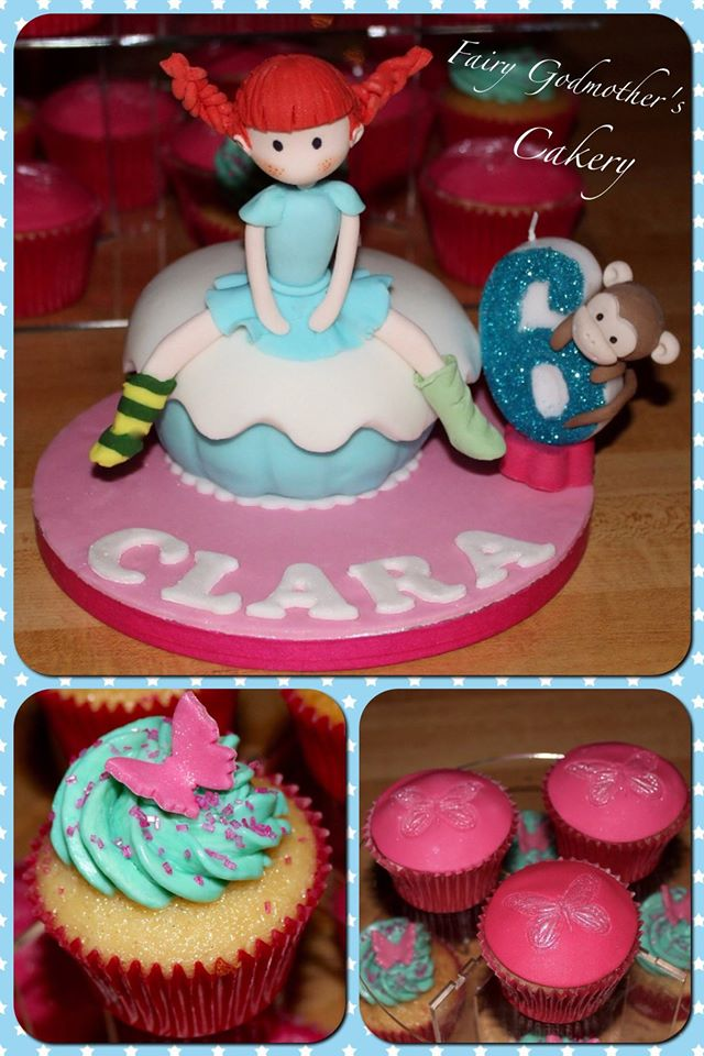 Fairy godmother's cakes