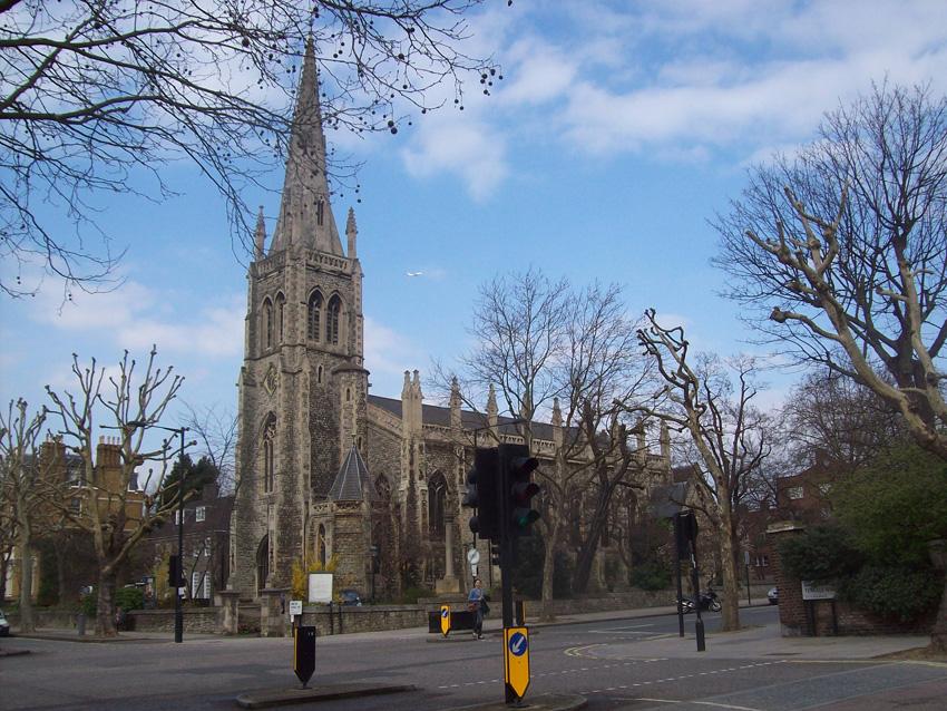 St Mark's