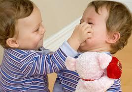 Toddler behaviour