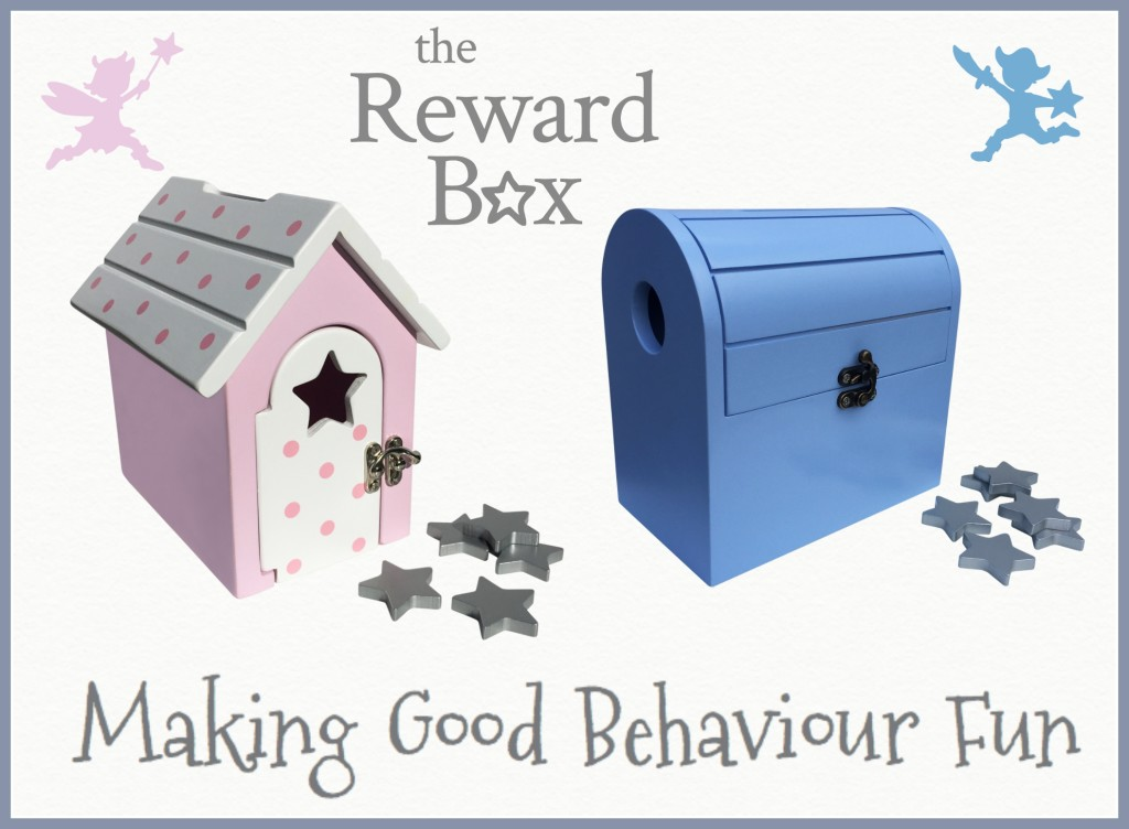 The Reward Boxes with border